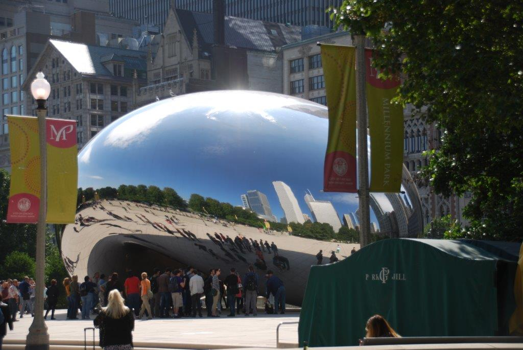 Cloud Gate by Anish Kapoor USE